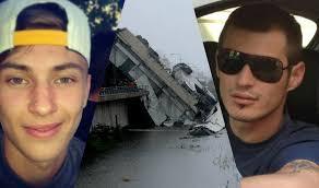 """""""PËR ATA QË KANË HUMBUR NJË VËLLA APO DJALË""""/ 1 vit nga shembja e urës Morandi. Përkujtohen dy shqiptarët që… (EMRAT)"""
