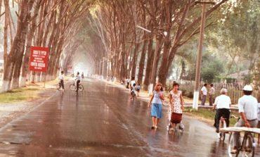 RETROSPEKTIVE/ Rruga e plazhit të Durrësit, 35 vjet më parë!