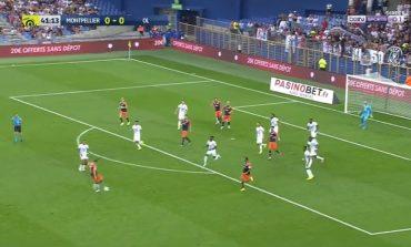 E PABESUESHME/ Kjo goditje spektakolare i dha fitoren Montpellier ndaj Lyon (VIDEO)