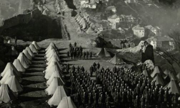 """RETROSPEKTIVË/ Gjirokastra nga """"droni"""", para Luftës I Botërore!"""