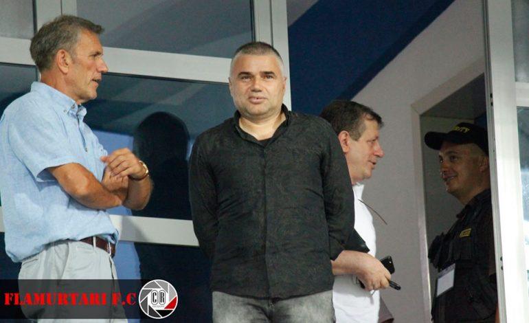 """""""JEMI TË VETMIT TË DEKLARUAR""""/ Idrizi: Do rri për të bërë klub, u licencuam se Ministria e kuptoi"""