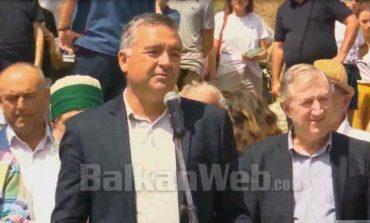 PELEGRINAZHI/ Klosi: Mali i Tomorrit i gjithë shqiptarëve, e mbrojmë