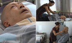 ''GRUA TË DUA''/ Pas 5 vitesh në komë ku e shoqja i shërbente gjithë ditën, zgjohet burri