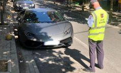 """PAGOVA 9 MIJË EURO QIRA/ Dyshohej se kishte grabitur """"Lamborghini""""-n, çfarë u vendos për elbasanasin (FOTO)"""