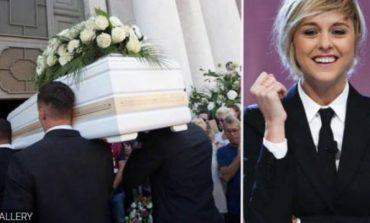 MES LOTËSH DHE DUARTROIKITJESH/ Italia i jep lamtumirën e fundit prezantueses Nadia Toffës (FOTO)