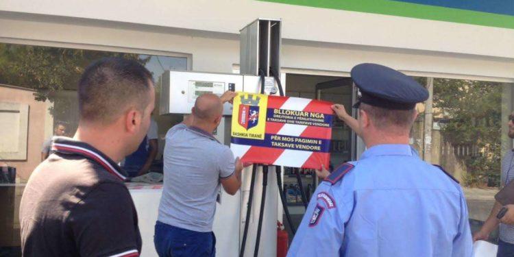AKSION NË TERREN/ 32 drejtues të pikave të karburanteve në ndjekje penale
