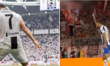 "GRUJIC ""ALLA CR7""/ Shikoni festimin pasi mposhti Neuer duke e dribluar (VIDEO)"
