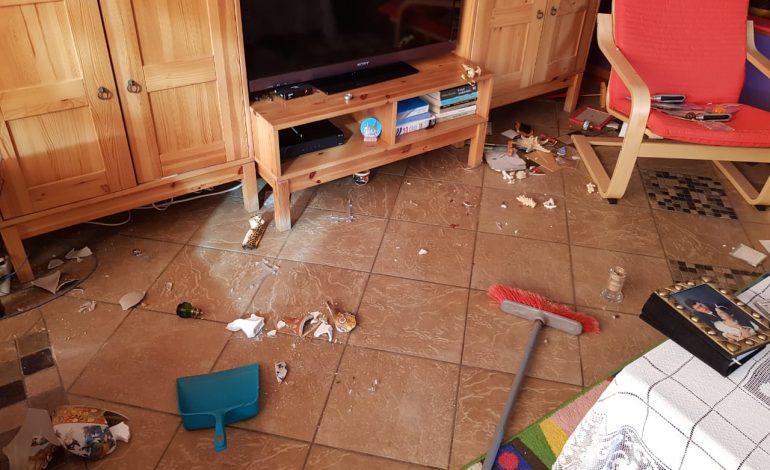 TERMETI/ Shemben disa banesa nga tërmeti në periferi të Tiranës, 2 persona të lënduar