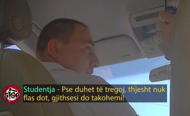 """""""KUR TË IKIN """"MIQTË"""" DO VISH?"""" Pedagogu i Elbasanit i kërkon hapur seks studentes (BISEDA II)"""