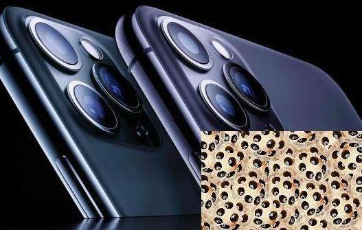 IPHON-i I RI TMERRON NJERËZIT/ Kamera e trefishtë shkakton tripofobi