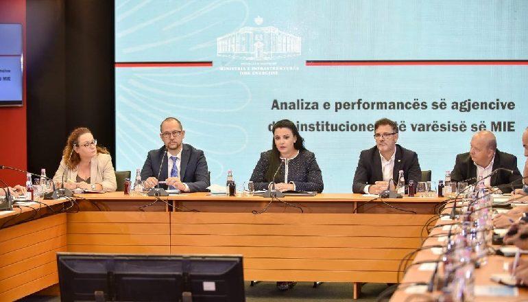 """""""NIS PUNA NGA AGJENCIA…""""/ Balluku: Zgjidhje problematikës së shpronësimeve"""