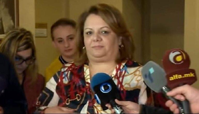 """""""REKET""""/ Del fotoja, ja çfarë bën në burg ish-kryeprokurorja Katica Janeva"""