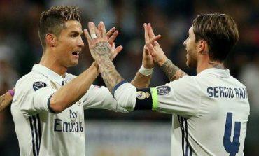 """""""RONALDO MË I FUQISHMI I REAL MADRID""""/ Ramos: Nuk i di kriteret se si fitohet """"Topi i Artë"""""""