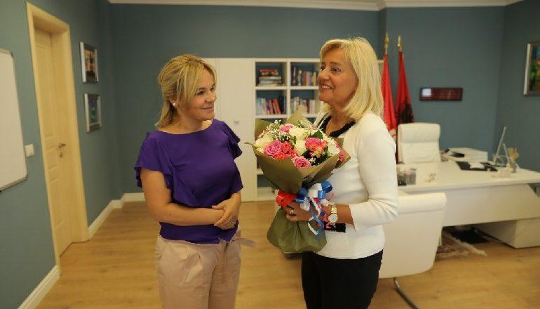 PËRFUNIMI I MANDATIT/ Kryemadhi takon ambasadoren e Kroacisë: Integrimi Europian duhet të jetë mbi çdo axhendë politike