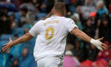 """KA SHËNUAR 14 GOLA NË 14 NDESHJET E FUNDIT/ Karim Benzema nën """"këpucët"""" e CR7"""
