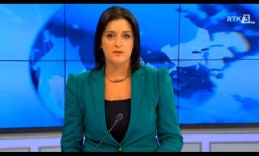 E TRISHTË/ Momenti kur spikerja e përlotur jep lajmin për vdekjen e koleges (VIDEO)