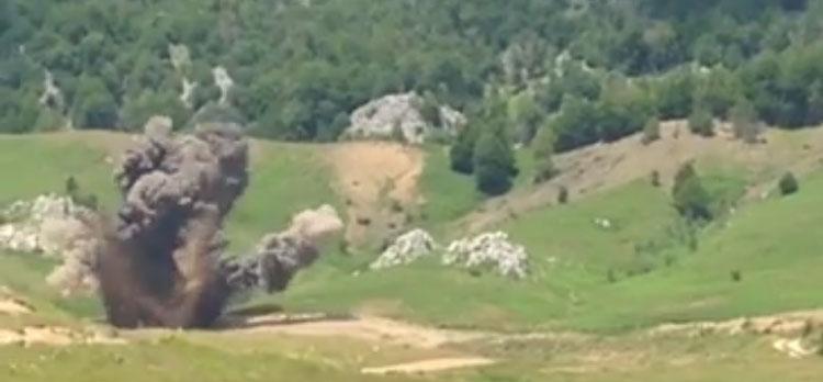 SHMANGET TRAGJEDIA NË MANATI TË LEZHË/ Ndërhyjnë Forcat e Armatosura. Xhaçka: Xhenierët tanë larguan nga… (VIDEO)