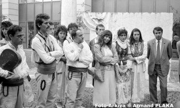 DALIN FOTOT E RRALLA/ Vaçe Zela dhe Agim Krajka koncert në asamblin shqiptar në Austri (FOTO)