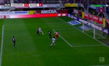 E PABESUESHME NË BUNDESLIGA/ Shikoni çfarë humbet Lewandowski me portën bosh (VIDEO)