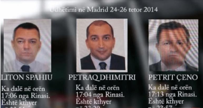 """PANË """"El Classico""""-n ME PARATË E BIZNESMENIT/ Ja sa vite burg kërkon prokuroria për tre gjyqtarët"""