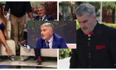 """""""ME ATLETE DHE GJYSËM QEROS""""/ Deputeti i PD Kujtim GJUZI shfaqet """"COOL"""", në krah të ALESIA Bamit (FOTO)"""