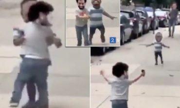 GRINDJA ME MANE/ Salah zgjedh video-n që po bën xhiron e botës për tu pajtuar me shokun e skudrës