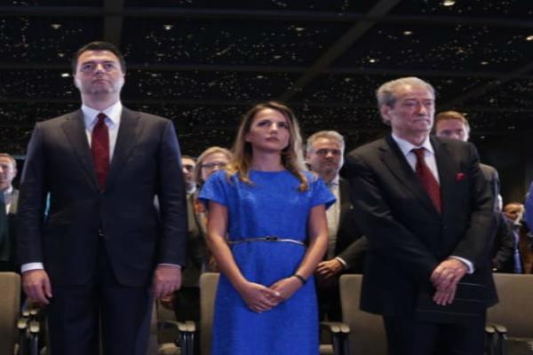 """PREJ MUAJSH I KA """"TRADHËTUAR""""/ Rudina HAJDARI takon nesër BASHËN e Berishën. Çfarë do t'i bashkojë?"""