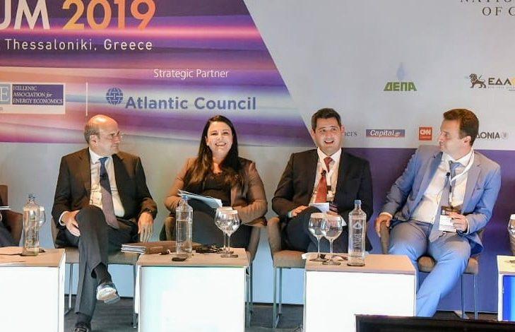FORUMI I EUROPËS JUGLINDORE PËR ENERGJINË/ Balluku diskuton me ministrat e rajonit rendesine e korridoreve strategjike te transmetimit