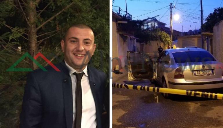 """""""MAHALLA E ÇAKENJVE""""/ Del FOTOJA, ja kush është oficeri i policisë që i dogjën makinën (EMRI)"""