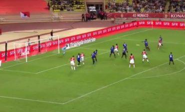 5 MUAJ PA SHËNUAR/ Talenti rus i Monacos rikthehet tek goli (VIDEO)