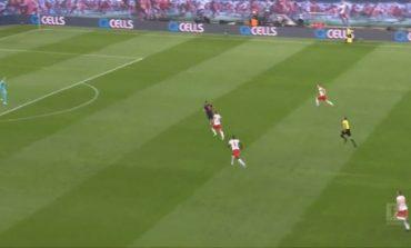 """PAS 3 MINUTASH LOJË/ Lewandowski zhbllokon sfidën, ja """"PERLA"""" (VIDEO)"""