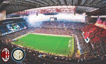 """MBI 70 MIJË TIFOZË NË """"SAN SIRO"""" PËR DERBIN/ Ja si do të ndahen tifozët e Milanit dhe të Interit"""