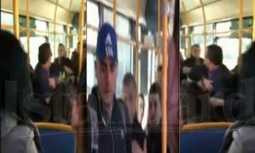 """""""NUK DEL GJALLË QË KËTU TI ORE""""/ Plas sherri në urbanin e Tiranës së Re. Ja çfarë ndodhi (VIDEO)"""