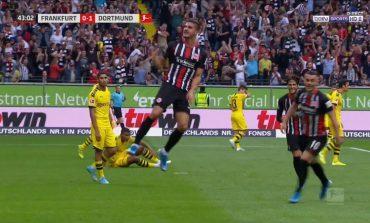 """I HUAZUAR TEK SKUADRA GJERMANE/ Sulmuesi i """"Kuqezinjve"""" ndëshkon Dortmund, ja goli (VIDEO)"""