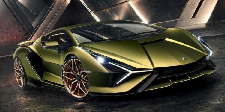 MAKINË HIBRIDE/ Njihuni me Lamborghini më i fuqishëm deri më sot (FOTOT)