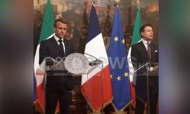 KRIZA E EMIGRACIONIT/ Macron në Itali: Kemi pasur grindje, por u janë bërë padrejtësi (VIDEO)