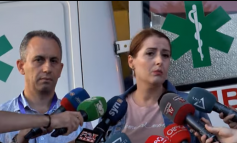 TËRMETET/ Ministrja e Shëndetësisë informon për gjendjen e të lënduarëve