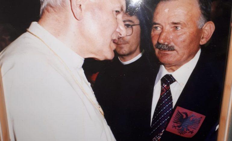 MARKA GJOK CARA/ Mirditori që u takua me Papa Gjon Palin në Vatikan në 1986-ën dhe i dorëzoi dosjen me krimet e Enver Hoxhës….