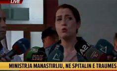 TËRMETET/ Ogerta Manastirliu jep të dhënat: 68 qytetarë kanë kërkuar ndihmë në Tiranë e Durrës