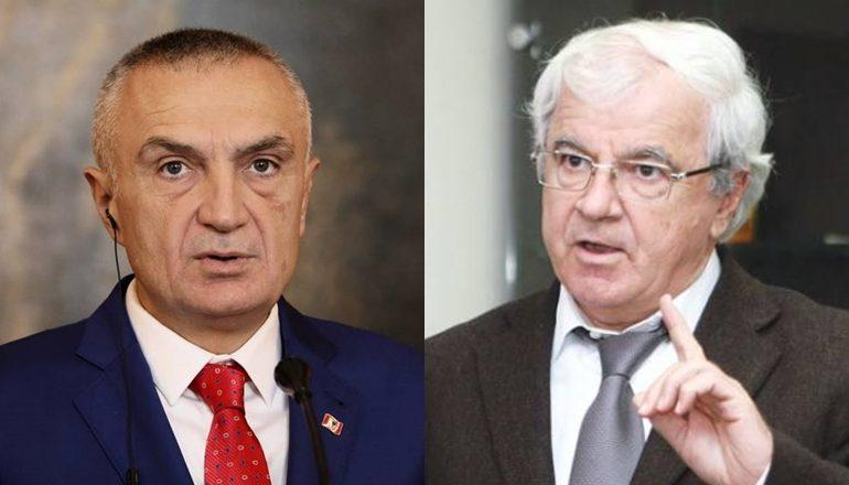 """DEKLARATA E BUJSHME E PRESIDENTIT/ Spartak Ngjela nxjerr detajin që """"fundos"""" Ilir Metën"""