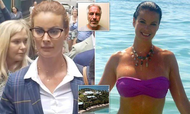"""DËSHMIA/ 22-vjeçarja u hodh mes peshkaqenëve për t'i shpëtuar përdhunimit në """"ishullin e pedofilëve"""" të miliarderit Epstein"""