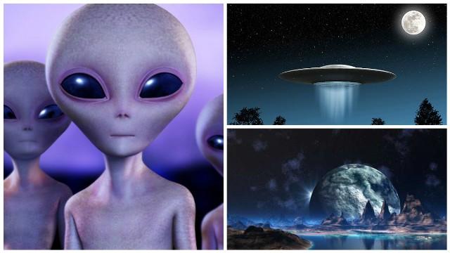 """""""ALIENËT VIZITOJNË TOKËN ME ANIJE KOZMIKE""""/ Amerikanët besojnë në ekzistencën e UFO-ve: Është komplot qeveritar"""