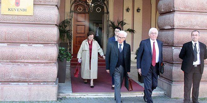 E FUNDIT/ Komisioni i Venecias takim me kryeministrin Rama