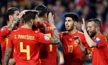 LIVE/ Po luhet ndeshja Norvegji-Spanjë, nis pjesa e dytë. Rezultati 0-1
