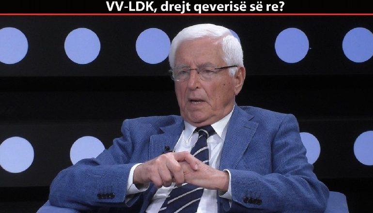 """PERLA"" E RADHËS/ Habit Neritan Ceka: I putha dorën Monika Kryemadhit kur i hodhi…"