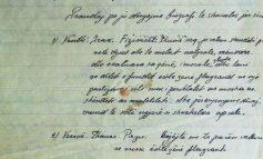 """""""NJËRËN E ZUMË NË FLAGRANCË ME NJË PARTIZAN""""/ Dokumenti i '44 që tregon si i larguan nga ushtria dy vajza"""
