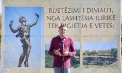 DITA FESTIVE PËR RIJETËZIMIN E QYTETIT ANTIK TË DIMALIT/ Klosi: Të shpallet zonë arkeologjike e mbrojtur