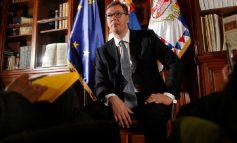 """""""NE DUHET TË KUJDESEMI PËR VETEN""""/ Vuçiç: Pas bllokimit të hapjes së negociatave me Shqipërinë dhe Maqedoninë"""