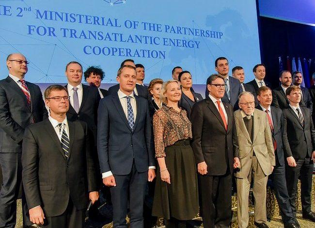 SIGURIA ENERGJITIKE DHE…/ Balluku në Ministerialin e Partneritetit Transatlantik për Energjinë të zhvilluar në Lituani