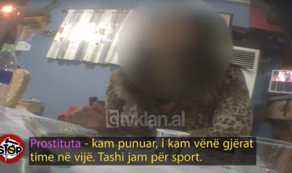 """""""PO I KEMI TË NJOMA VAJZAT, SUPER PI**A!"""" / Pamjet, si zhvillohet prostitucioni në qytetin në Korçë (VIDEO)"""